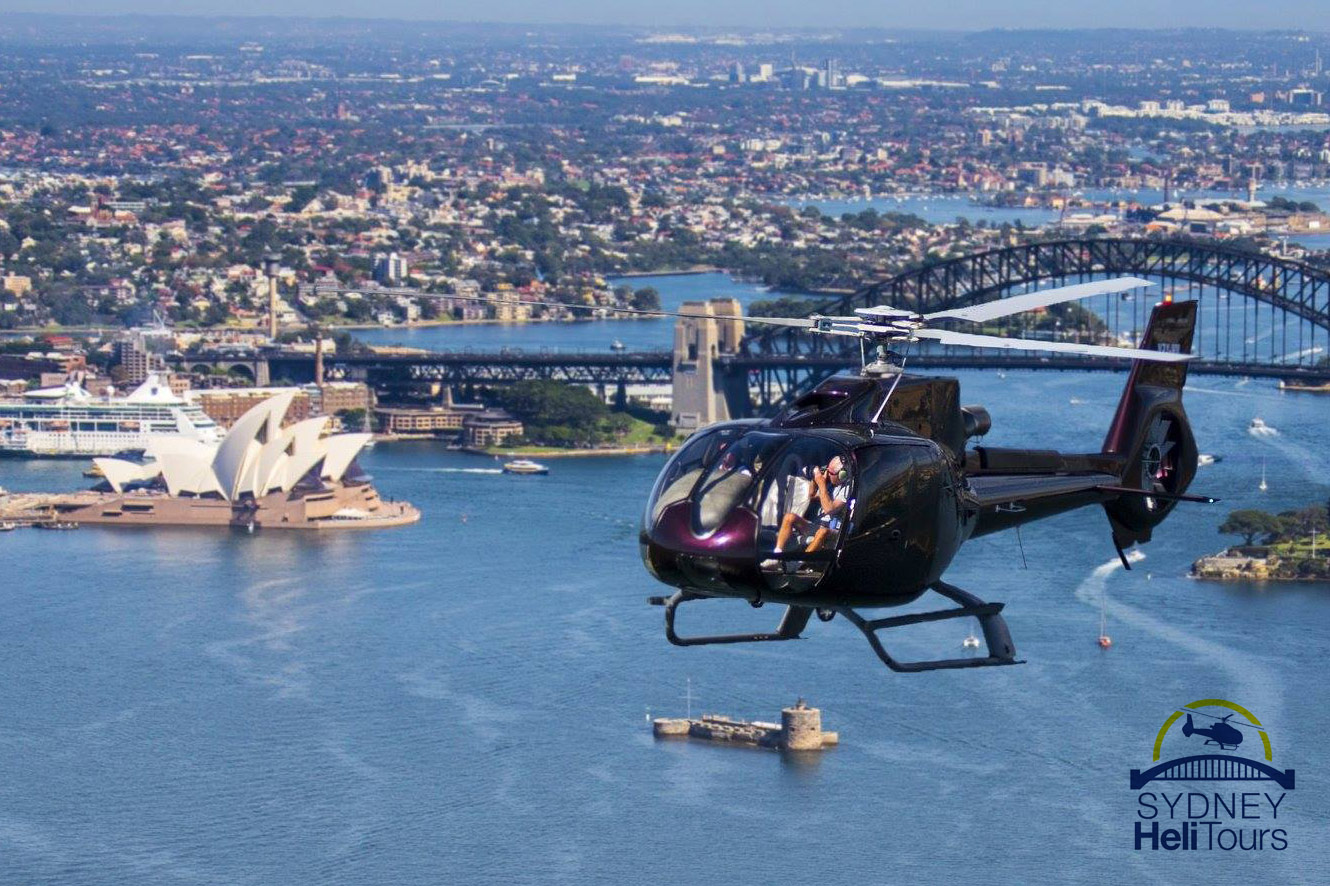 Sydney Heli Tours Discount Tickets