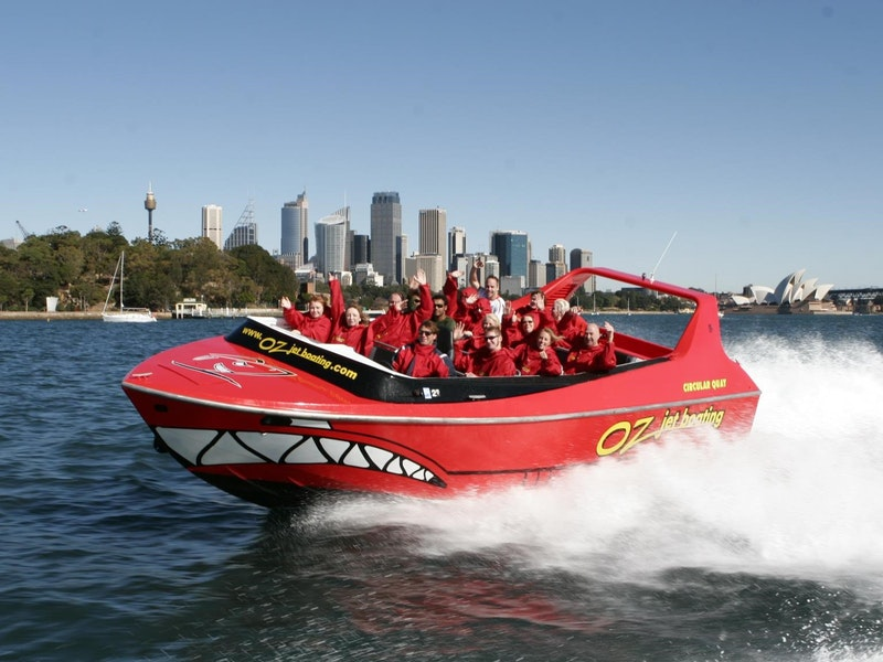Oz Jet Boating, Discount Tickets