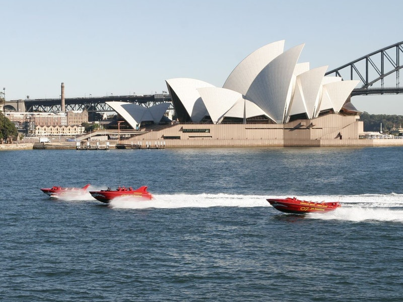 Oz Jet Boating, Hop On Hop Off