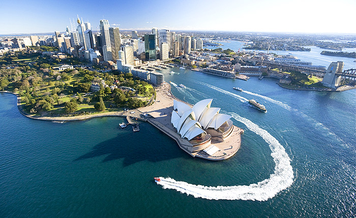 Manly Fast Ferry, Sydney Harbour Cruise