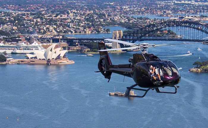 Sydney Heli Tours, Discounted Tickets