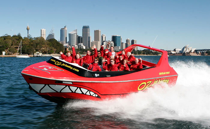 Oz Jet Boating, Discounted Tickets