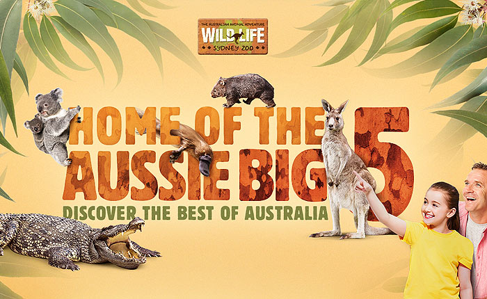 Wildlife Sydney Zoo, Discounted Tickets