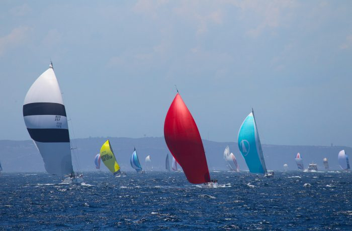 Open Ocean, Sydney To Hobart, Boxing Day, Yacht Race