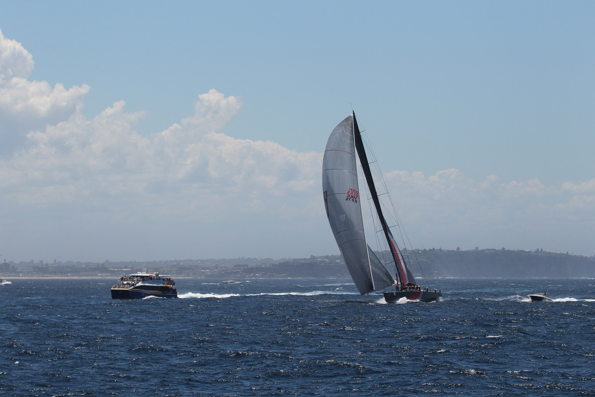 Open Ocean Cruise, Boxing Day, Yacht Race