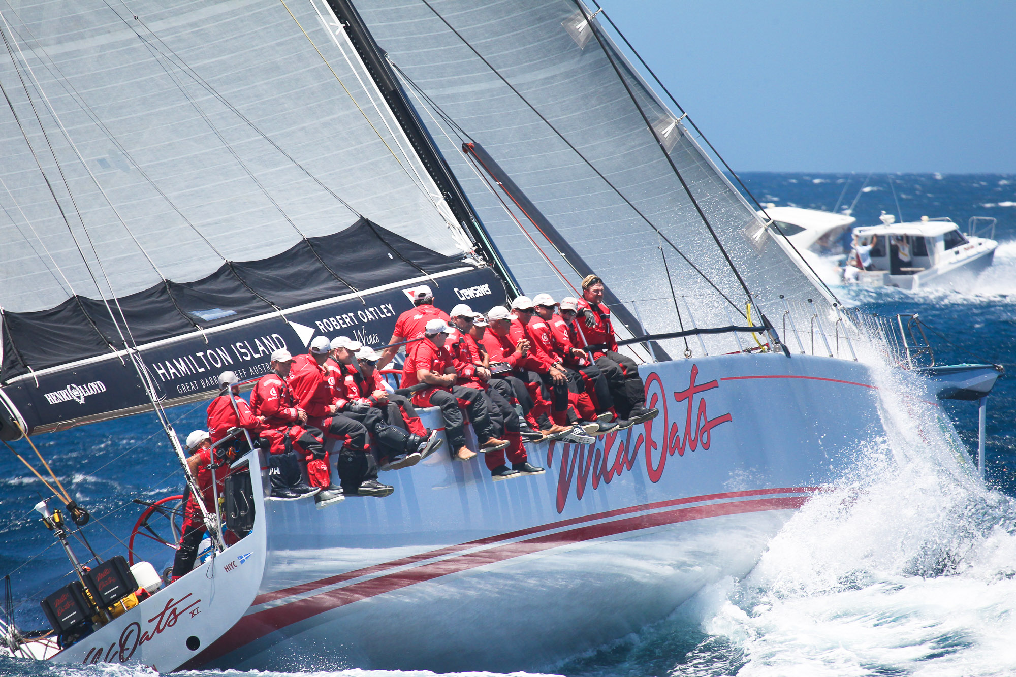 Wild Oats, Sydney To Hobart, Boxing Day