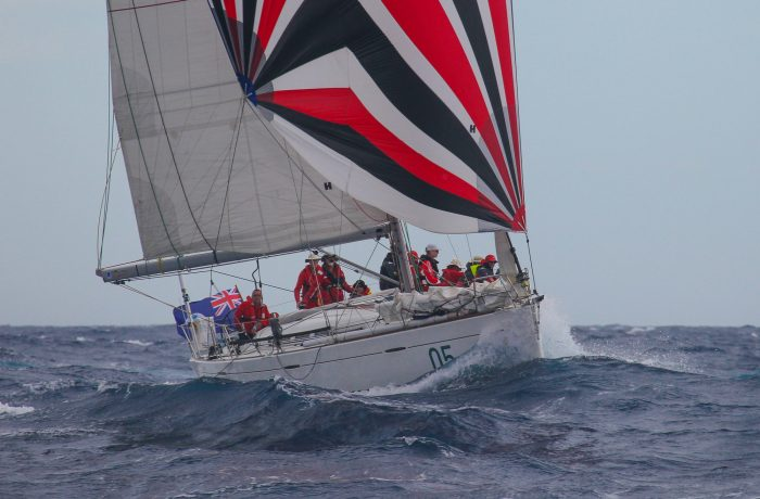Open Ocean, Sydney To Hobart, Boxing Day Cruise