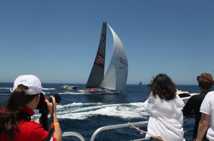 Front Row Seats, Sydney To Hobart Yacht Race