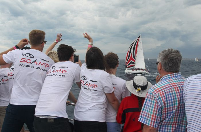 Supporters, Boxing Day Cruise, Sydney To Hobart Race