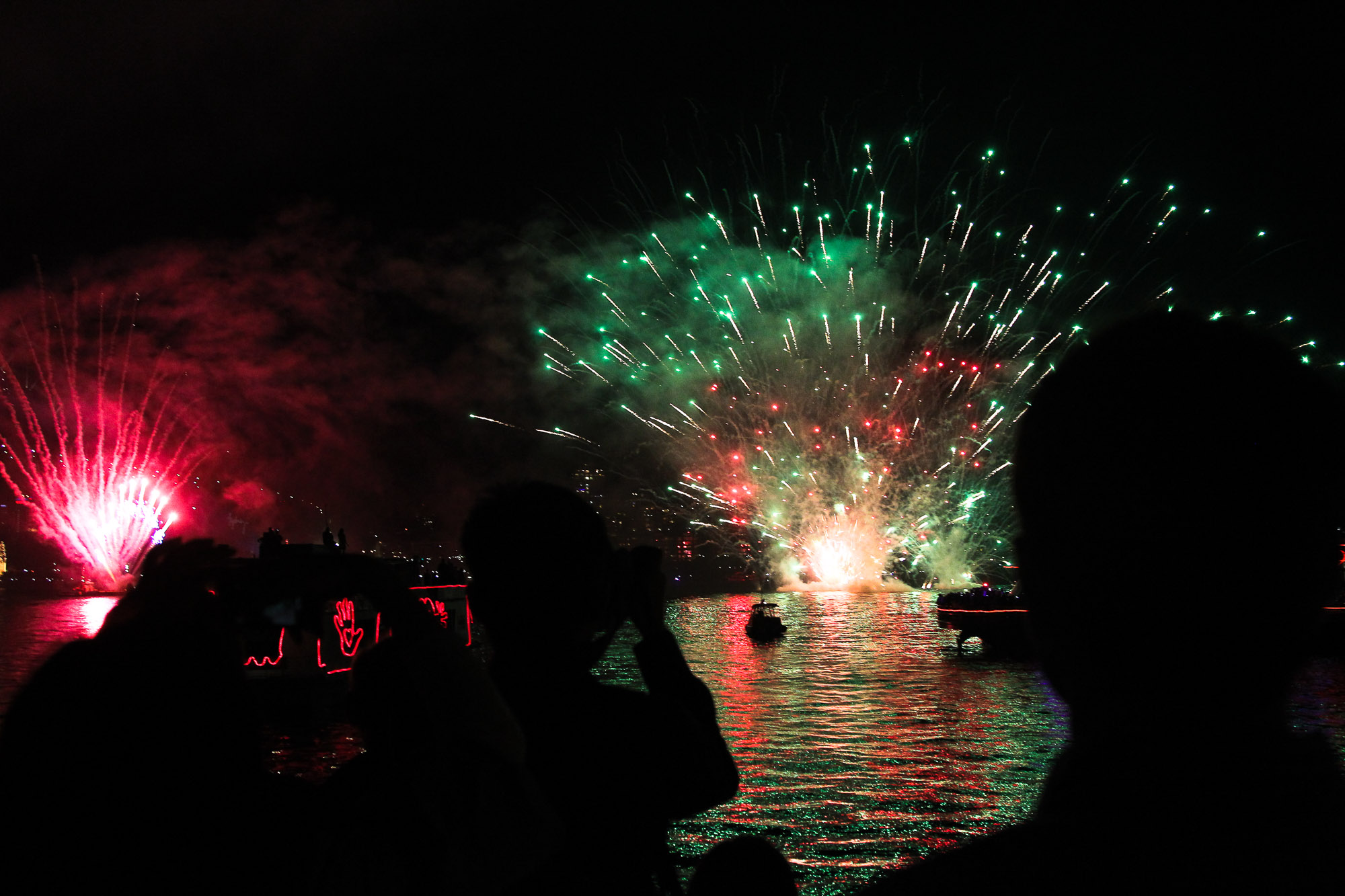 New Year's Eve, Sydney Harbour, Fireworks Cruise