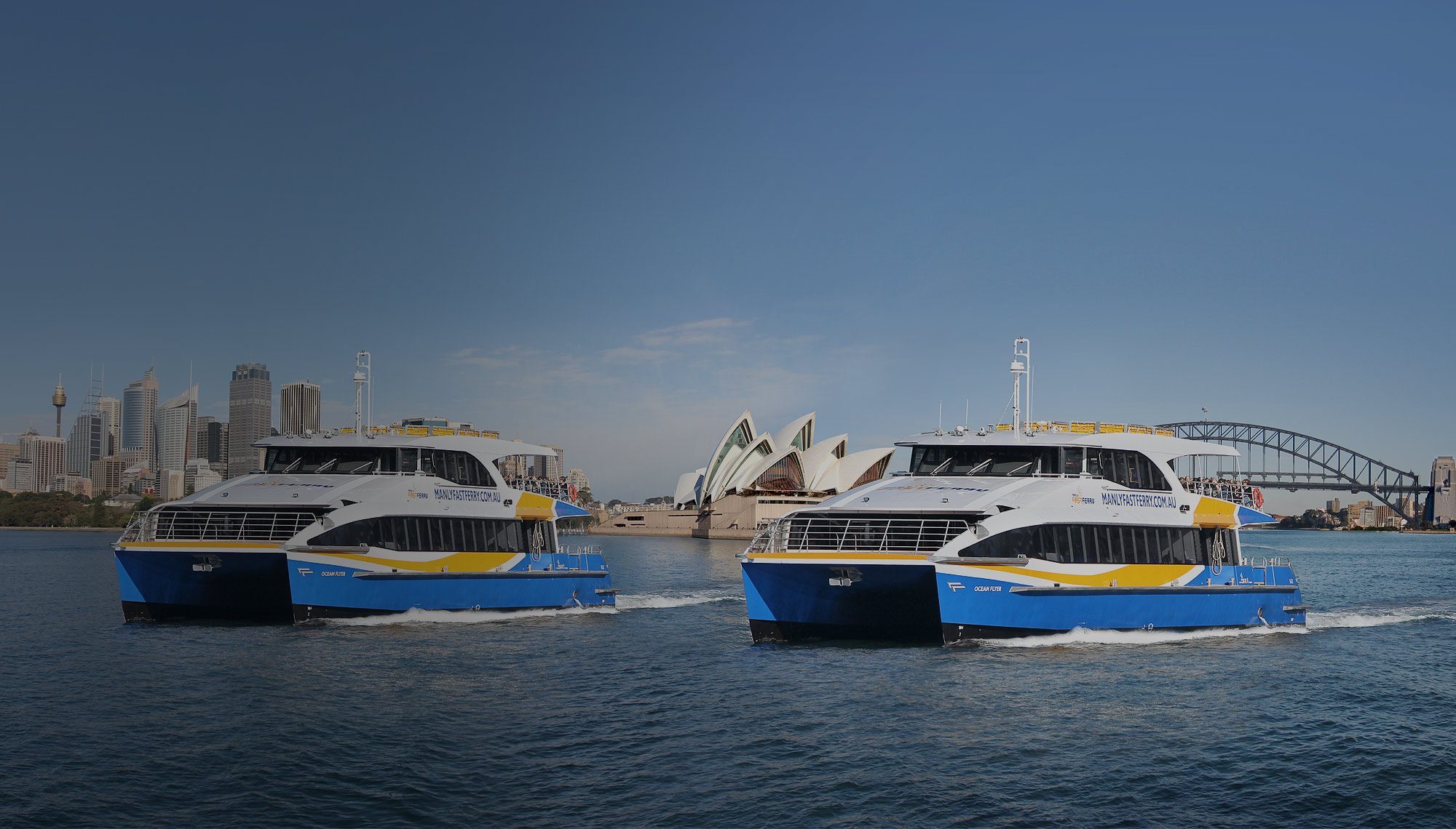 Manly Fast Ferry, Opal Pay