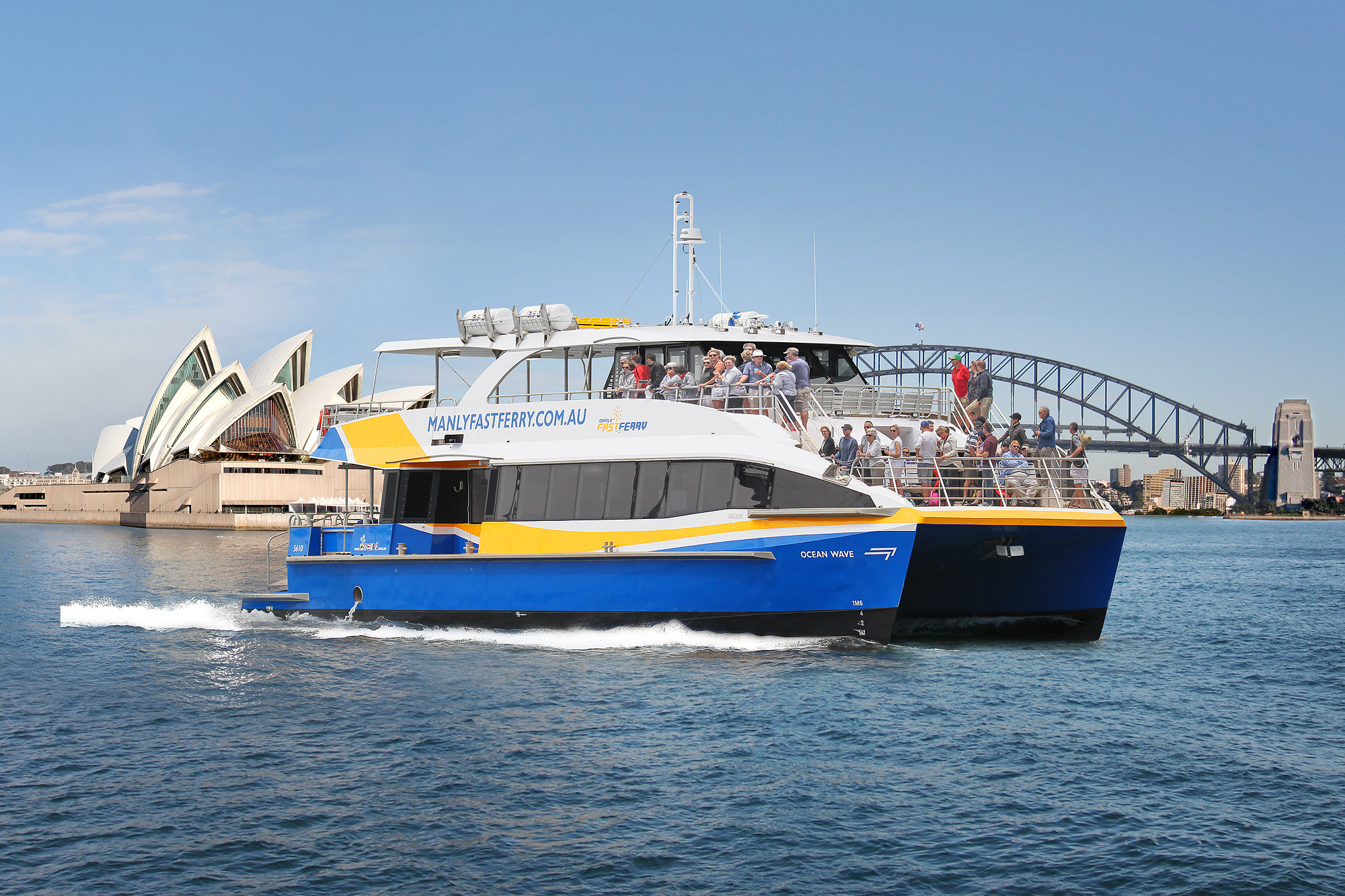 Sydney Harbour Cruise, My Fast Ferry