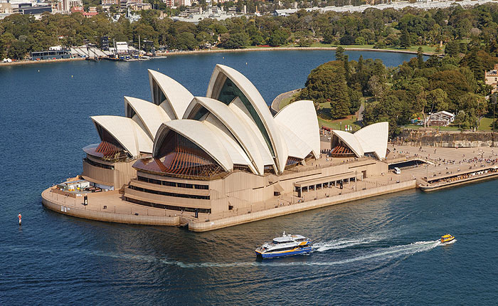 Sydney Harbour Cruise, Coffee Cruise