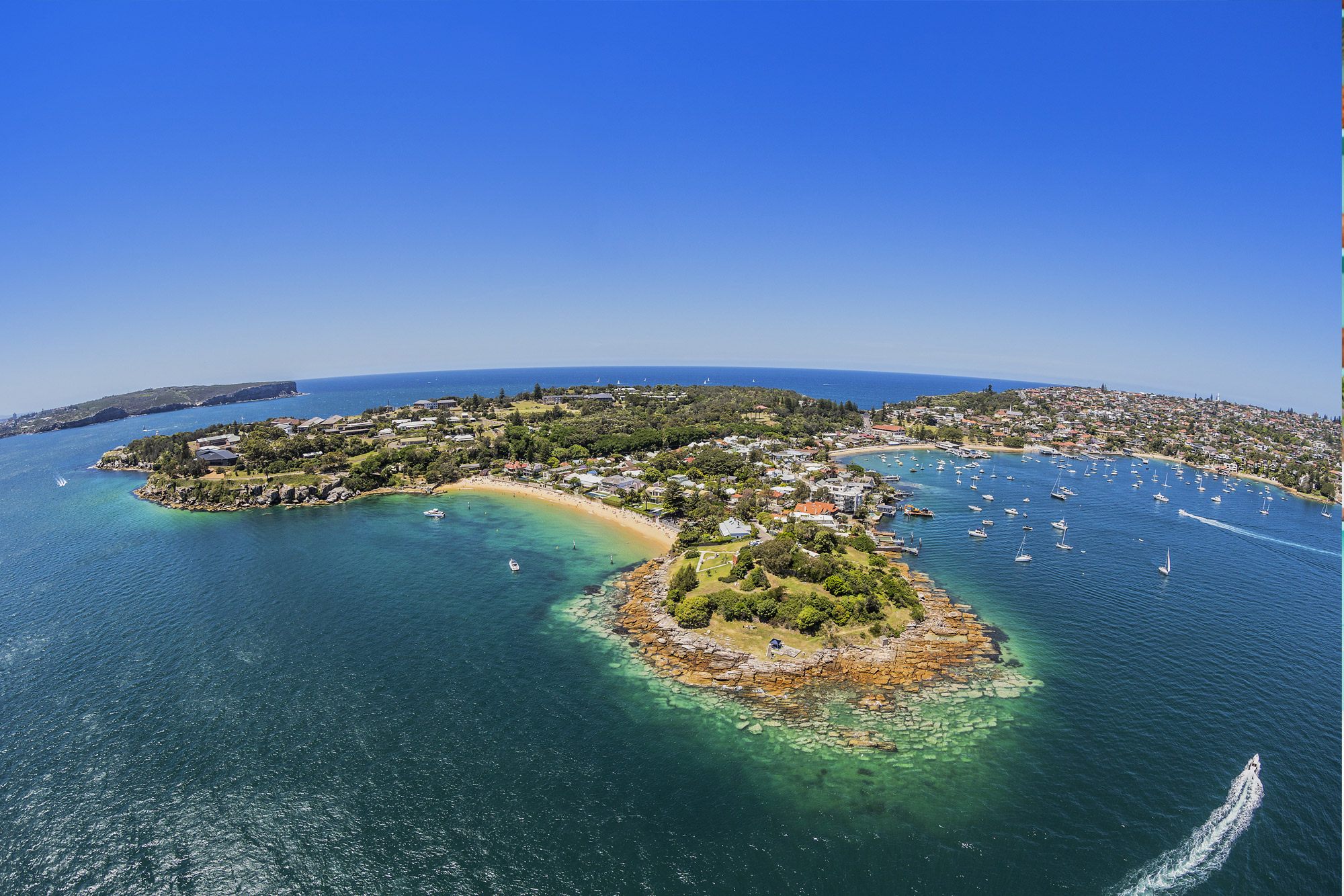 Watsons Bay & Camp Cove, Ferry