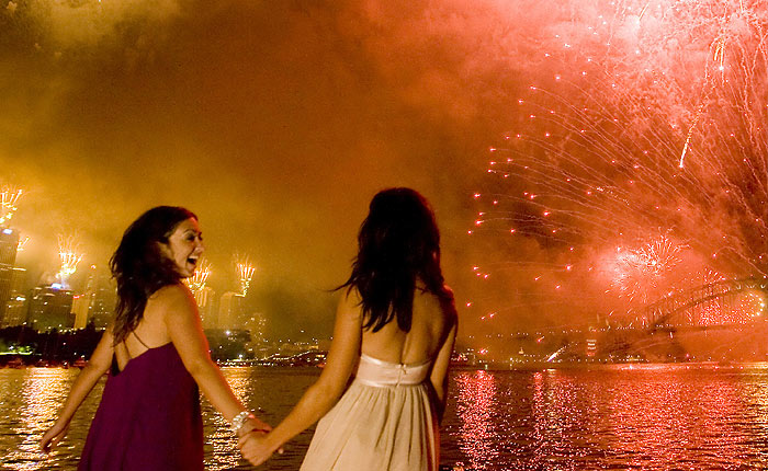 NYE Fireworks Cruise on Sydney Harbour