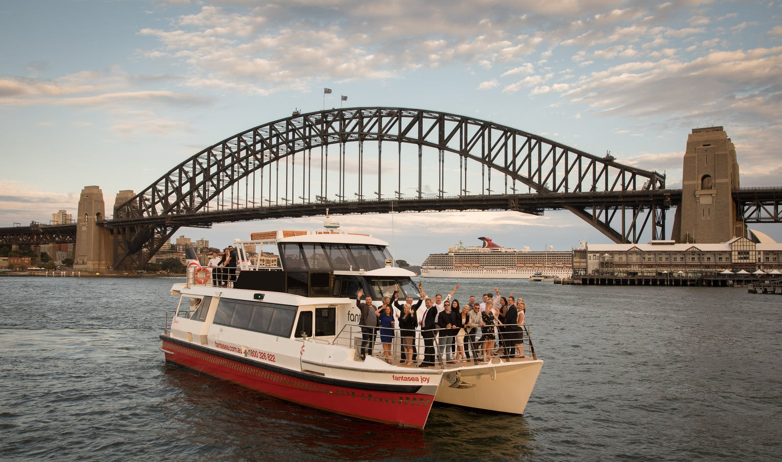 Sunset Cruise, Sydney Harbour Cruise, Sightseeing