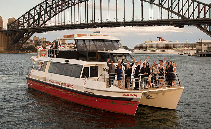 Fireworks Cruise, New Years Eve, Sydney Harbour, Fantasea Joy